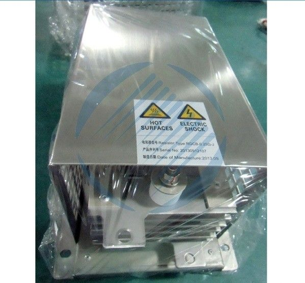 20KW Alloy Dynamic Braking Resistor With Low Voltage Traversing Technology