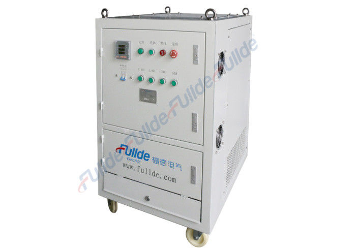 7.2KW DC Load Bank Installed 0.02H Reactor For Indoor Electric Machines Testing