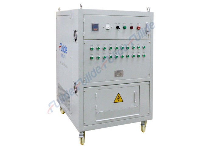 60KW DC Battery Load Bank With Transient Test Function , Reactive Load Bank