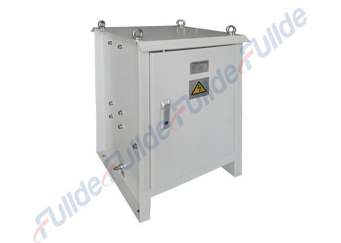 220V / 380V Single Phase Resistive Load Bank , Steel Variable Load Bank